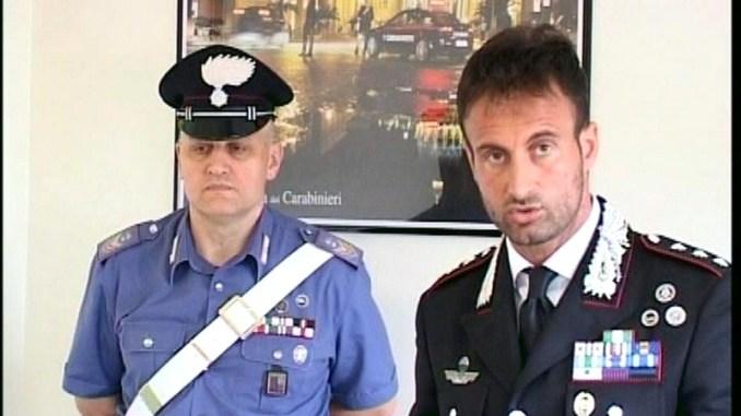 Due ladri marocchini arrestati dai Carabinieri di Gubbio