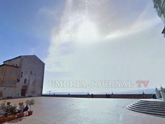 Gubbio tra itinerari culturali religiosi d'Italia, commento di Smacchi