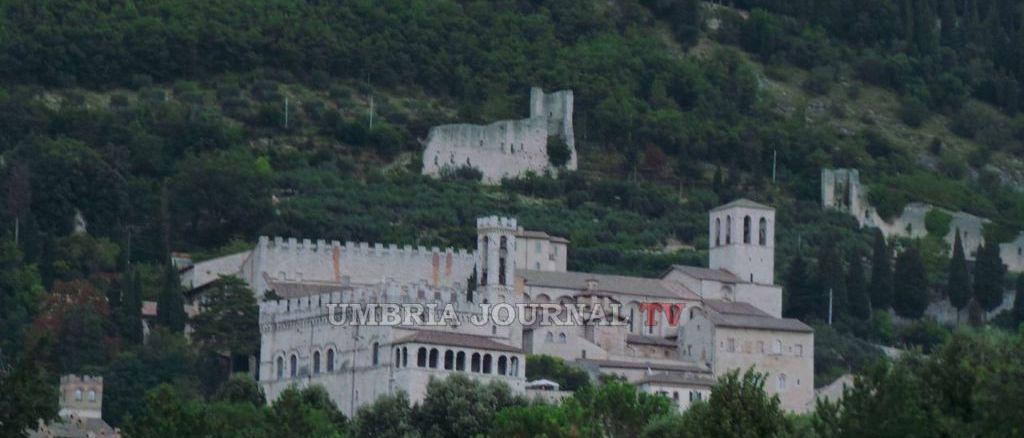 Gubbio, come sarà centro storico fino alla fine di settembre
