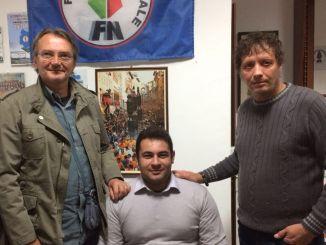 Fronte Nazionale, ha aperto una nuova sede anche a Gubbio