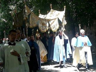 Gualdo Tadino, Festa del Corpus Domini, celebrata da svariati secoli