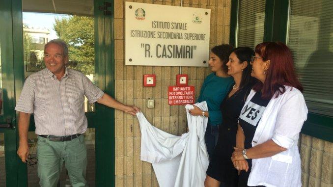 Inaugurata la nuova sede di Via Flaminia Km 189 dell'Istituto Casimiri