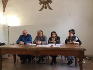 Anna Falchi Madrina a Gubbio della Giornata Mondiale del Diabete