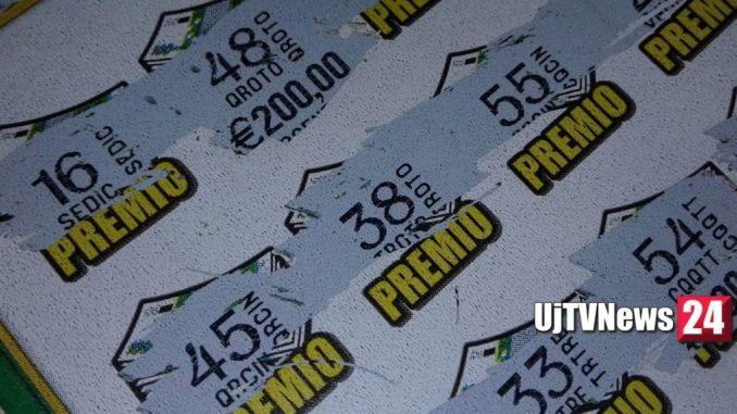 Vince 5 milioni di euro al gratta e vinci, biglietto venduto a Gualdo Tadino