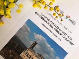 Presentato il nuovo appalto di Raccolta Differenziata nel Comune di Gubbio