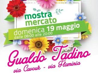 Grande fiera di primavera a Gualdo Tadino, domenica 19 maggio