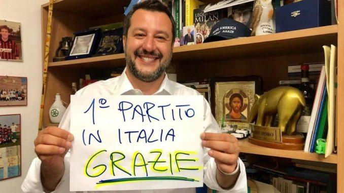 Matteo Salvini torna in Umbria, a Gubbio e Gualdo Tadino