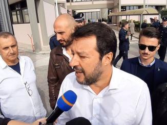 Matteo Salvini torna in Umbria e va in Alto Tevere a San Giustino e Selci