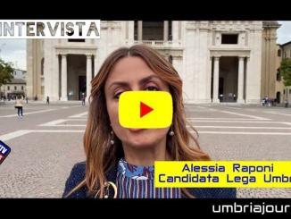 Elezioni regionali, Alessia Raponi, candidata Lega: «Cambieremo sistema»