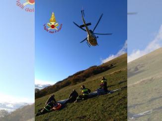 Deltaplanista si schianta sul Monte Cucco, muore sul colpo