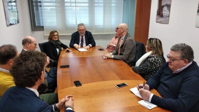 Commissario Pasqui, Usl Umbria 1, incontra sindaci Eugubino-Gualdese