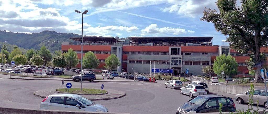 Intervento con tecnologia 3D all'ospedale di Gubbio-Gualdo Tadino