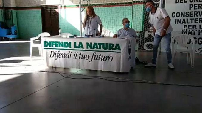 A Gubbio cittadini preoccupati, non vogliono rifiuti da regioni italiane