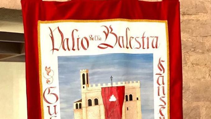 Palio della Balestra 2021, tra le città di Gubbio e Sansepolcro