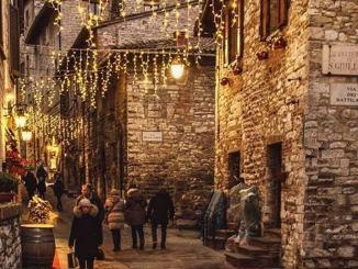 Gubbio è Natale, si sta già allestendo il programma, 21 dicembre 6 gennaio