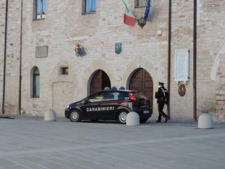 Carabinieri di Gubbio: vasto controllo del territorio nel periodo pasquale