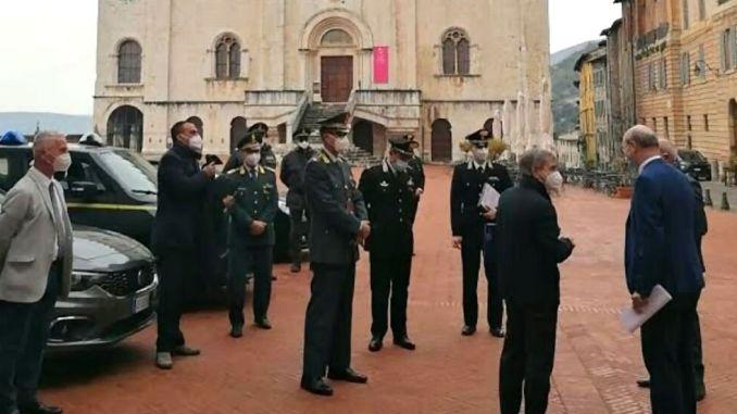 Comitato ordine e sicurezza, controlli rafforzati per weekend a Gubbio