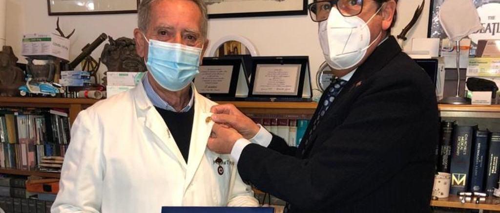 Prestigioso riconoscimento del Rotary Club di Gualdo Tadino al dottor Massimo Montironi