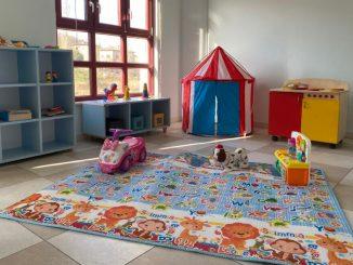 Anche a Nocera Umbra Asilo Nido Comunale per bambini dai 12 ai 36 mesi