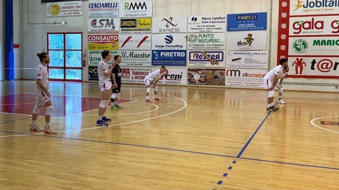 Città di Castello 2/a in classifica: ai play off contro la Bontempi Ancona