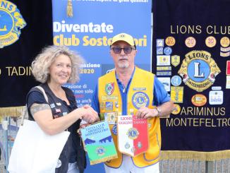 Anche il Lions Club Gualdo Tadino al Guinness dei Primati a Rimini