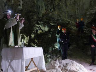 Monte Cucco, torna la messa in grotta per San Benedetto