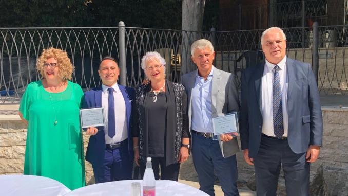 """Premio Marinangeli a Volpi e Palazzetti, Volpi: """"Mi rivedo in Angelo"""""""