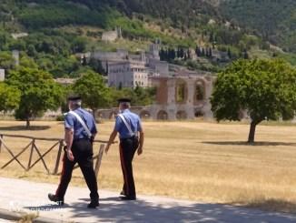 Lotta allo spaccio di droga a Gubbio, un arresto e una denuncia