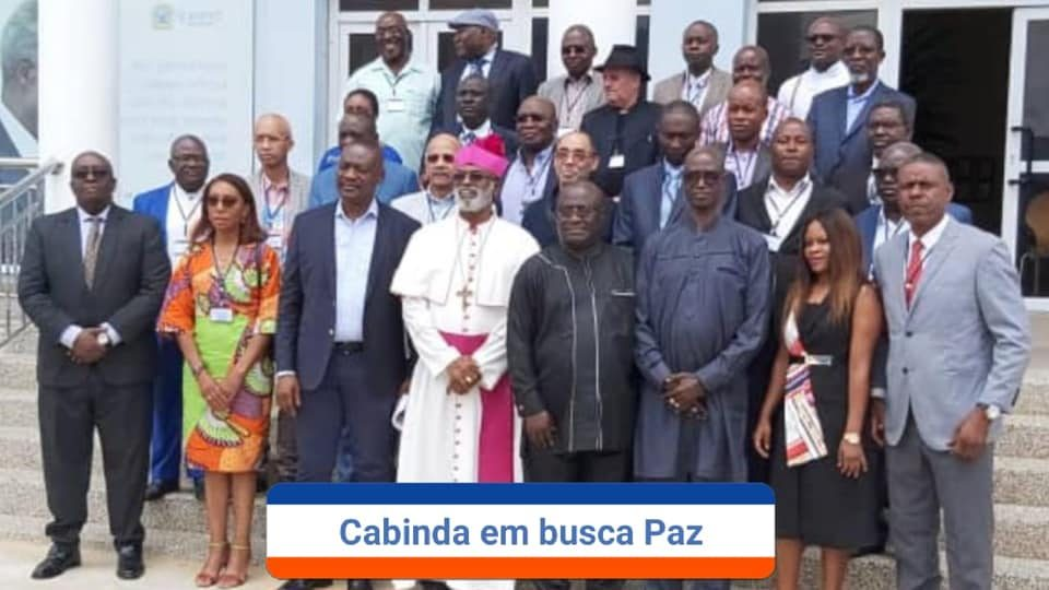 One year of existence of the High Council of Cabinda : Message to the martyred people of Cabinda
