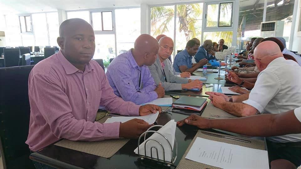Sessão plenária de criação do HCC