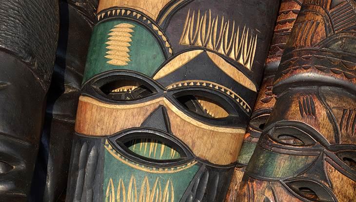 Sculpture du Cabinda