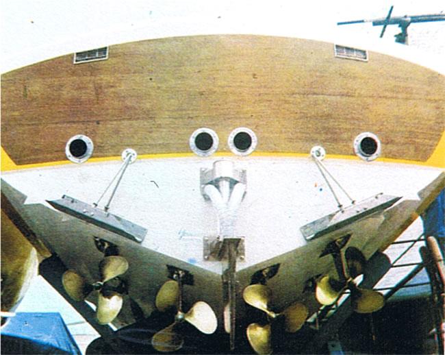 Cantieri Delta - Imbarcazione Barbarina 1969