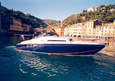 Levi Boat Company - Corsair in manovra