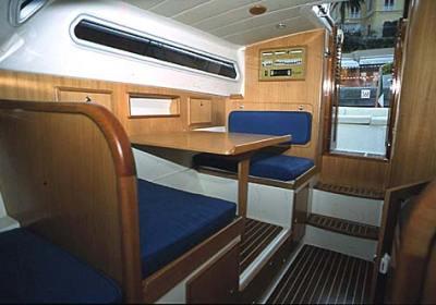 Corsair Cantieri Levi Boat - Interni