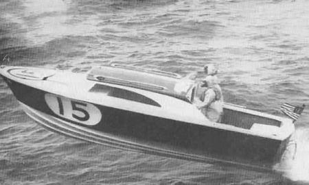 Imbarcazione d'epoca - Yo-Yo