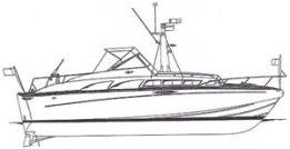 Motovedetta G.L 104 Levi