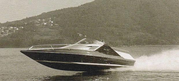 Riva 2000 in planata
