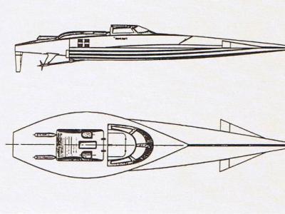Ramcraft 32 disegno di