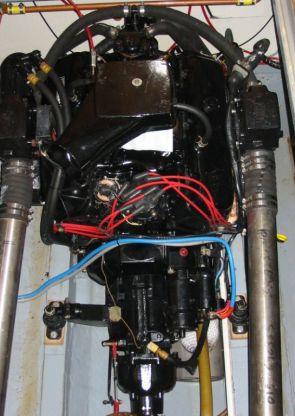 Motore destro di Speranzella Fujiyama