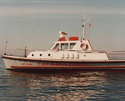 Storia delle Motovedette Capitaneria di Porto tipo Nelson