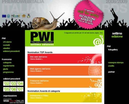 PWI Web