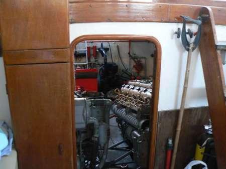Baglietto GL 330 - motori Carraro