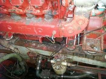 motore dritta