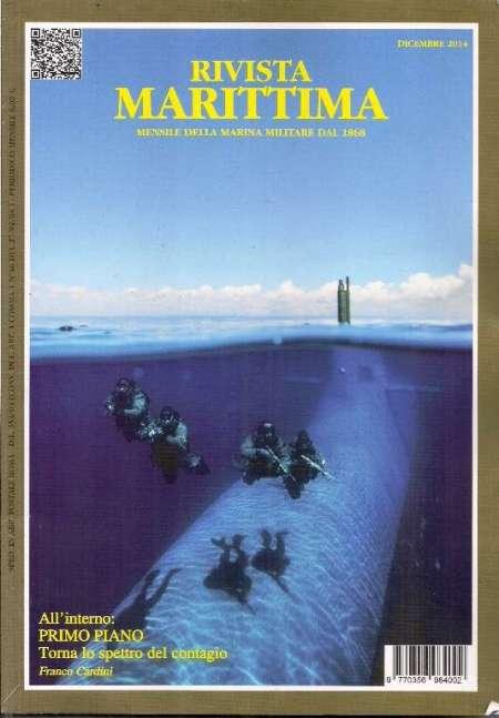 Il sommergibile Scirè rilascia un team di incursori del Consubin