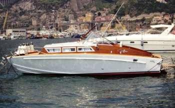 Barca Canav Settimo Velo
