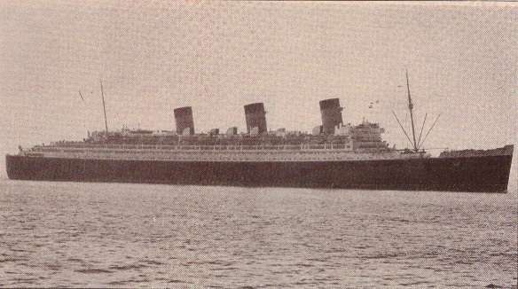 Qeen Mary 1936