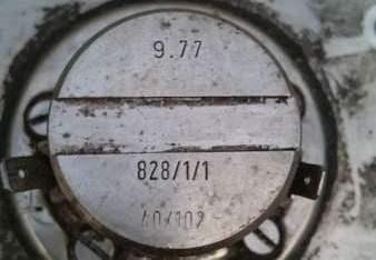 foro ispezione serbatoio gasolio
