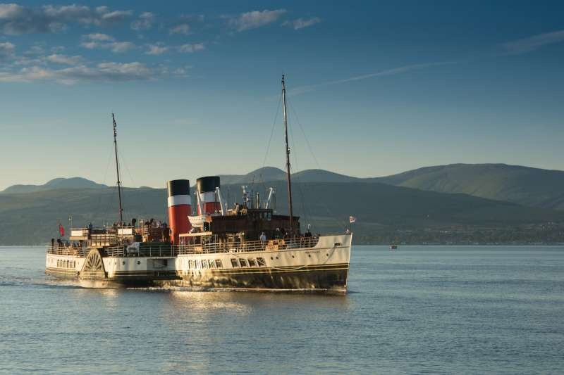 waverley-steaming-up-the-clyde-by-gary-bradley