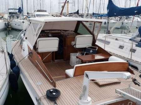 Rudy Pussy Cat barca in vendita