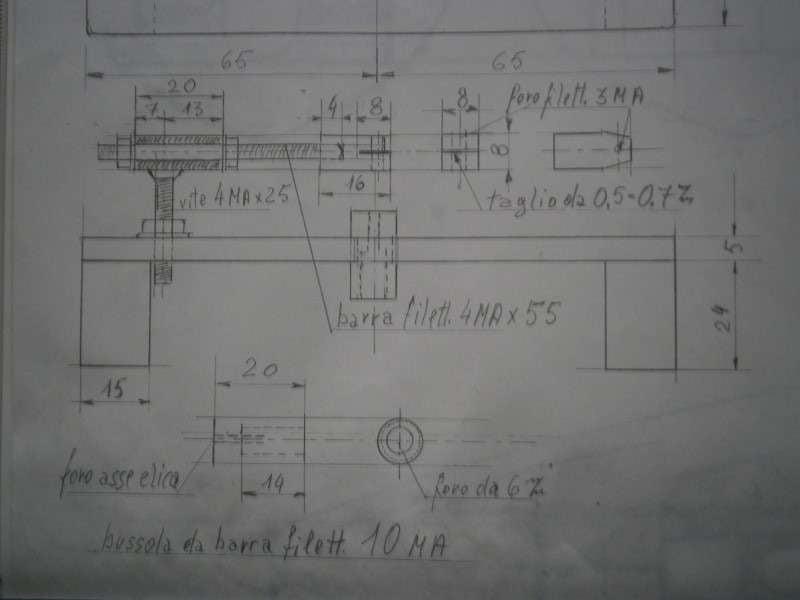 Disegni banco modellino navale Hidalgo